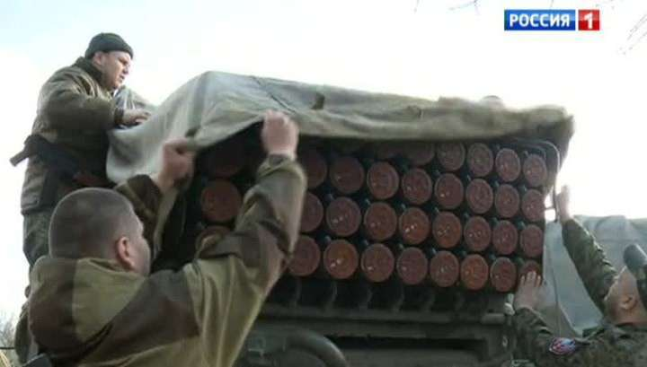 ДНР обвиняет Киев в скрытой ротации войск вместо вывода тяжёлых вооружений