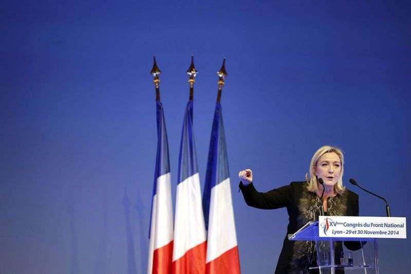 Марин Ле Пен: ближе к России, дальше от Америки