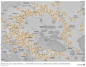 Над всей Ukraine - безоблачное небо или Некоторые малоизвестные последствия гибели рейса МН-17