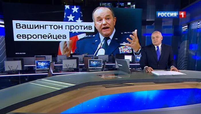 Немецкие власти подивились чуши главкома НАТО в Европе