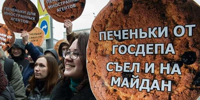 Россия раскусила тактику США в Киеве