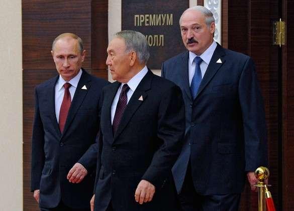 Путин, Назарбаев и Лукашенко на встрече в Астане обсудят ситуацию на Украине. 313951.jpeg