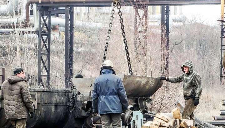 Арестован директор шахты имени Засядько в Донецке