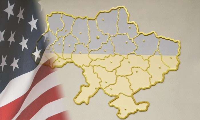 Украинский раскол.  США заинтересованы в разделе страны