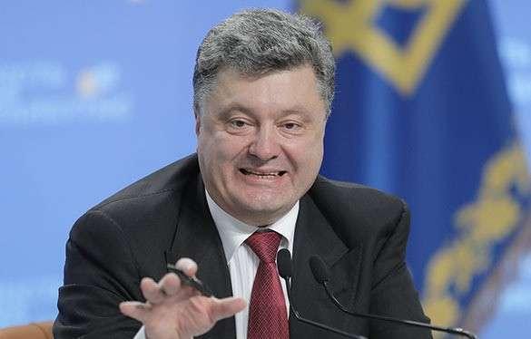 Порошенко снова обвинил Россию в попытке