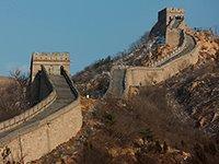 Великую Китайскую стену строили не китайцы