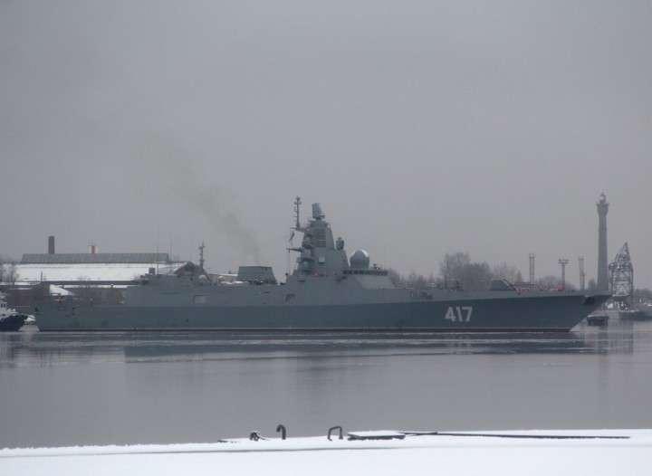 ВМФ России. Ближайшие перспективы развития. Часть 1