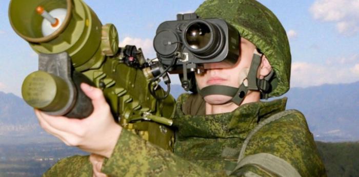 ПЗРК «Верба» сбивает крылатые ракеты и беспилотники