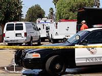 В США полицейские пристрелили на улице голого негра
