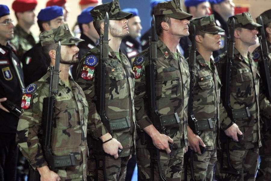 Британская газета предрекла «армии Европы» бесславное будущее