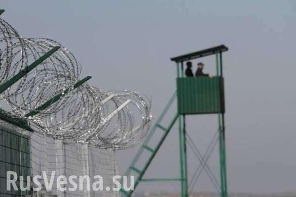 «Стена» осталась на бумаге, а на границе Россией по-прежнему 30 метров «выставочного варианта»     Русская весна
