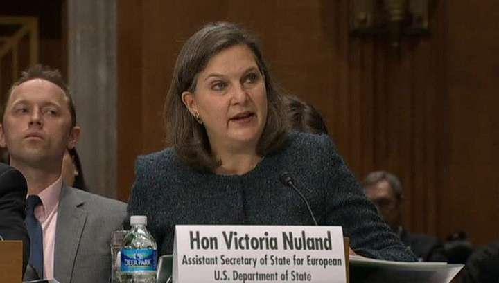 Пиндосы в Сенате США ищут поводы всё-таки поставить Киеву вооружения
