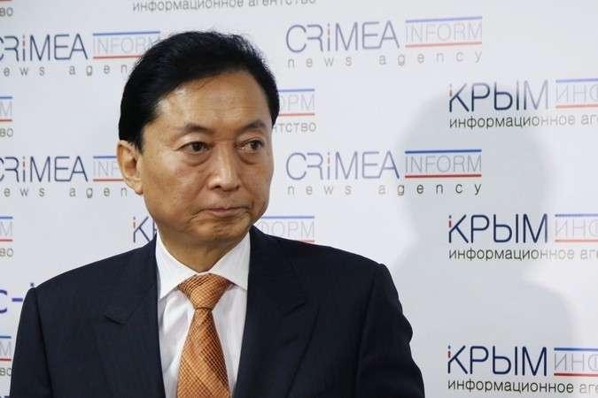 Бывший японский премьер не исключает своего переезда в Крым