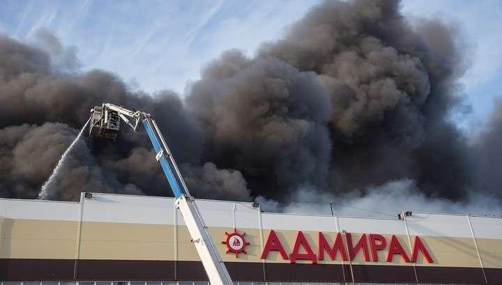 ТЦ «Адмирал» в Казани: властями задержан арендатор
