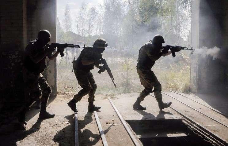 Пётр Порошенко подтвердил участие НАТОвцев в обучении ВСУ