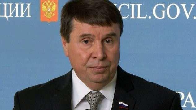 Матёрый крымский русофоб С. Цеков назначен членом Совета Федерации от Крыма