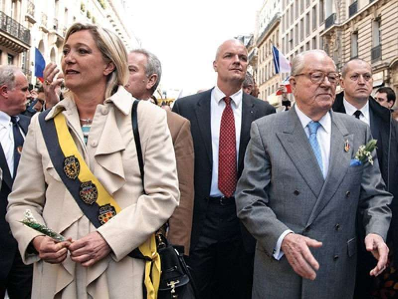 Настоящие французы хотят видеть Европу от Бреста от Владивостока