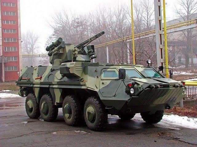 «Азов» продолжает снабжать ополченцев дорогостоящей техникой