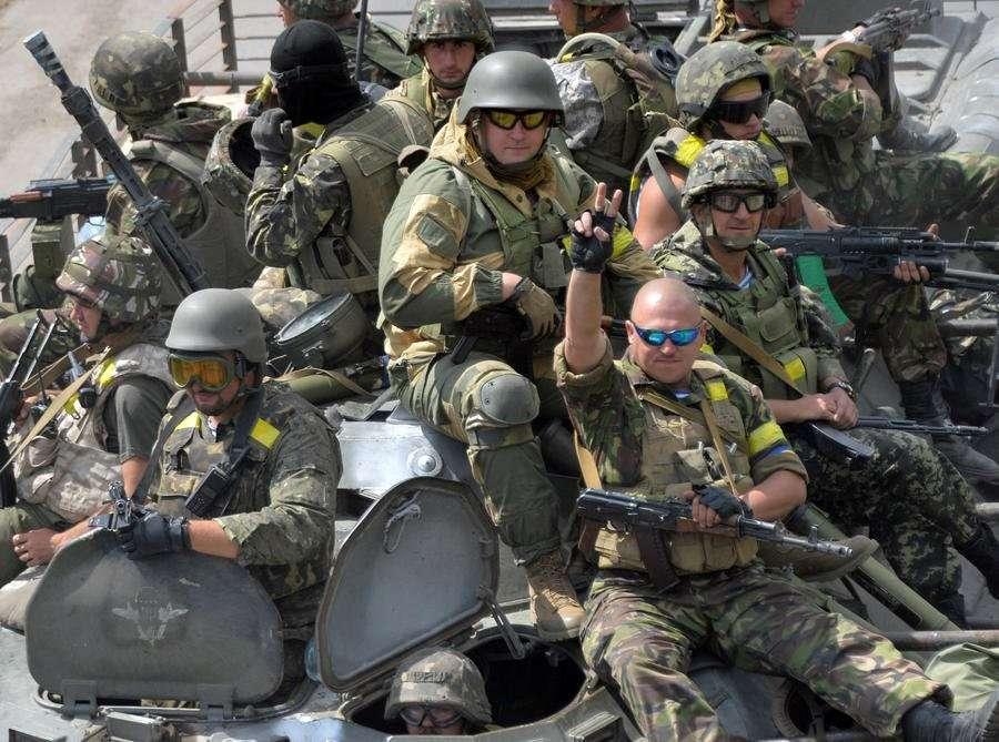 НАТО и ЧВК потеряли в Донбассе около 1200 человек