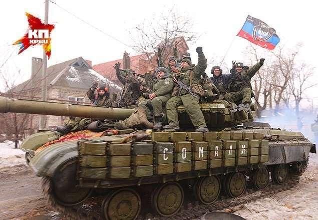 Кому выгоден раздел Украины