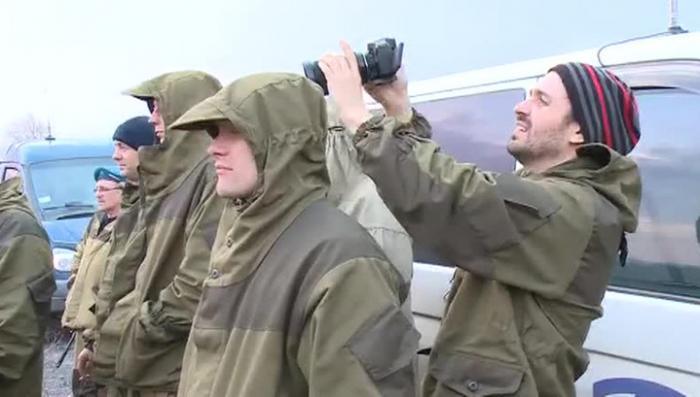 """Работа """"Ангела"""": в Донбассе создан отряд волонтеров для помощи населению"""