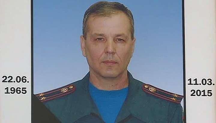 Казань прощается с героем, подполковником Сергеем Костиным
