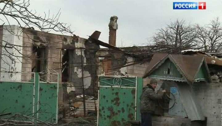 На Луганщине уже забыли, как вести мирную жизнь
