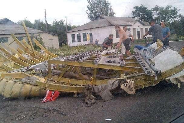 США подозреваются в сокрытии неудобной правды о сбитом на Украине Boeing