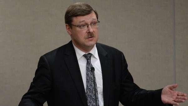 Косачев: Россия изменяет подход в помощи международному развитию