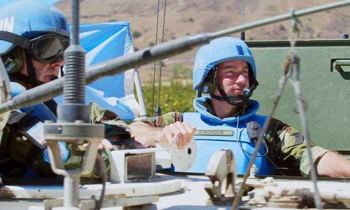«Троян» в голубой каске. Под видом миротворцев НАТО Порошенко впустит в Донбасс военных альянса