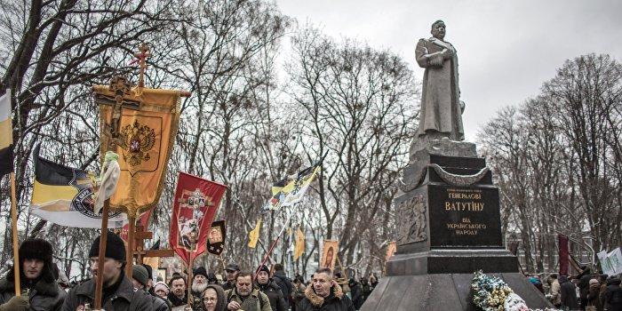 Киев планирует осквернить могилу командующего 1-м Украинским фронтом Ватутина