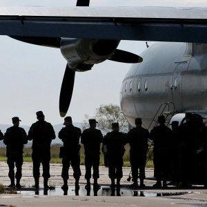 Ивановские ВДВ начали погрузку техники и личного состава в самолеты