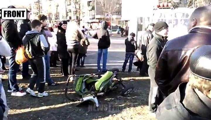 Укро-милиция получила приказ в Константиновке стрелять на поражение