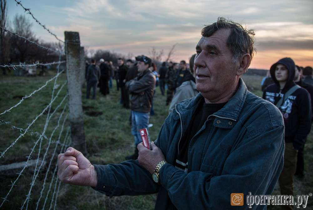 Военные в Краматорске переходят на сторону народа
