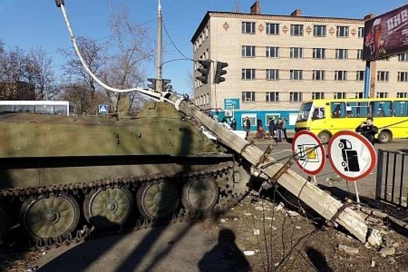 Жидо-киевляне по-своему отреагировали на трагедию в Константиновке