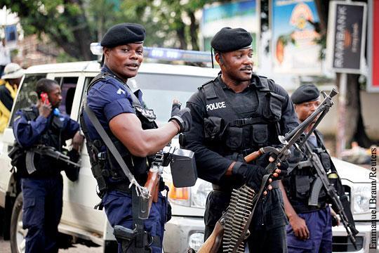 В Конго арестовали американского дипломата, чтобы предотвратить «цветную» революцию