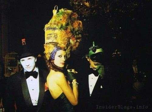 Вечеринка у Ротшильдов 1972 год