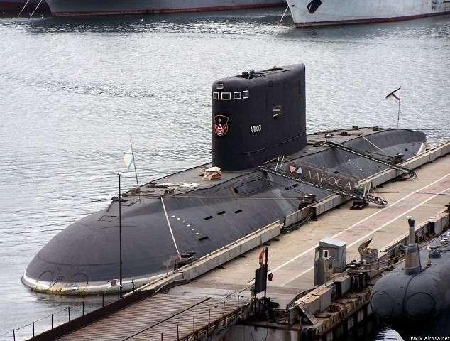 На Черноморском флоте возрождена отдельная бригада подводных лодок