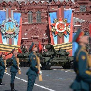 Минобороны России предложило пиндосам поучаствовать в Параде нашей Победы