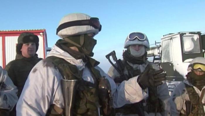 Военные на учениях в Заполярье отразили налёт и отработали воздушный бой