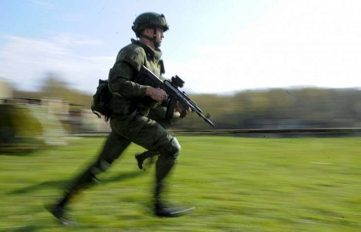 Экипировка «солдата будущего» позволит получать данные с беспилотников
