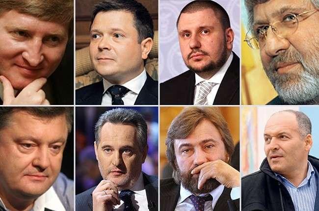 Украинские олигархи прожили год без государства. Какое их ждёт будущее?