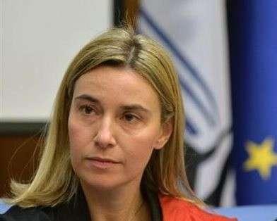 ЕС поручил Могерини создать план борьбы с «русской пропагандой»