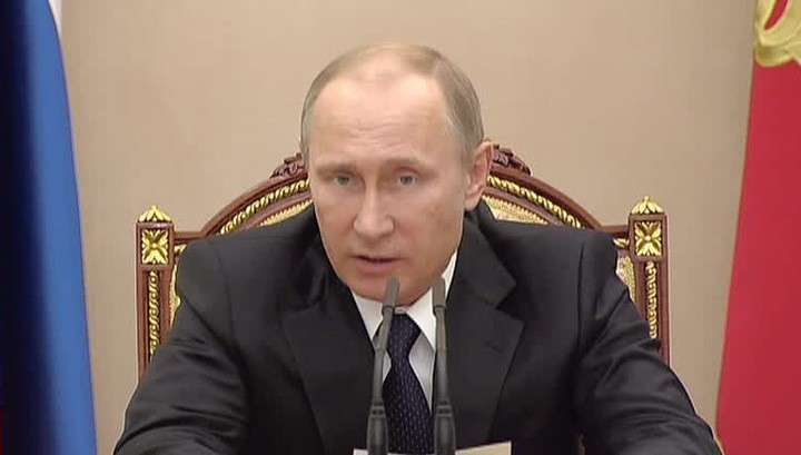 Владимир Путин предложил создать валютный союз России, Белоруссии и Казахстана