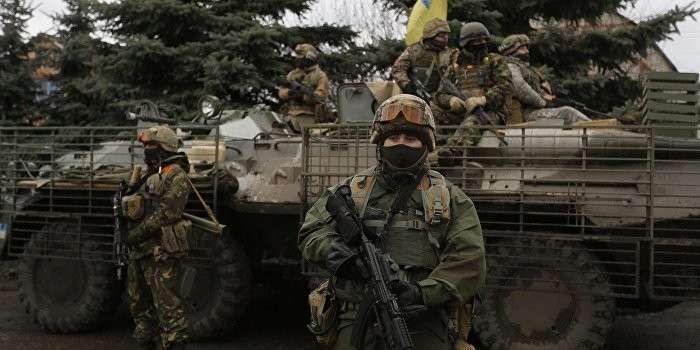 В Днепропетровскую область стягивают силы Нацгвардии