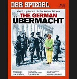 Spiegel взорвал «Четвертый рейх» Ангелы Меркель