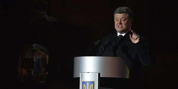 Полський депутат посоветовал Порошенко обратиться к доктору