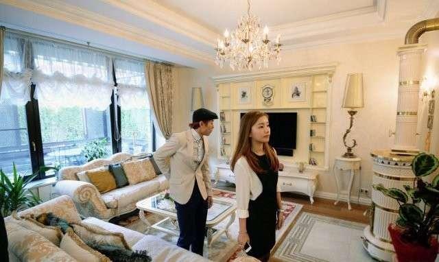 Дом для чемпиона. Новое жилье Виктора Ана и его жены