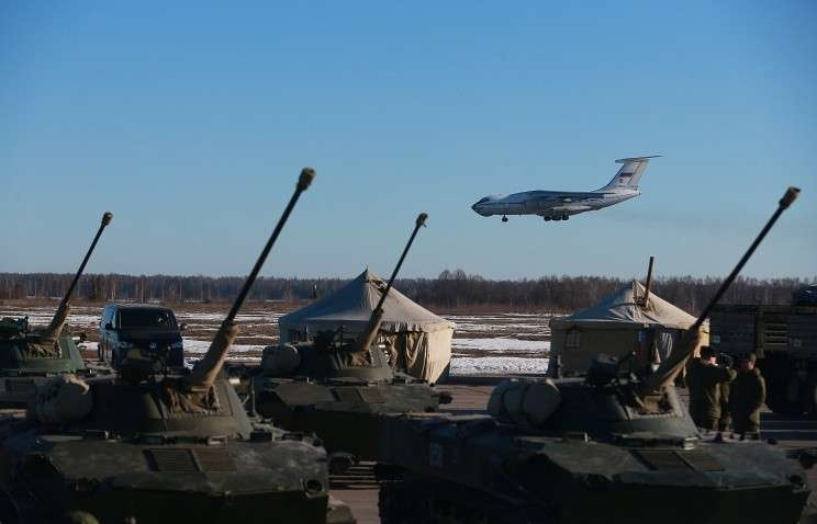 Завершилась внезапная проверка российской армии