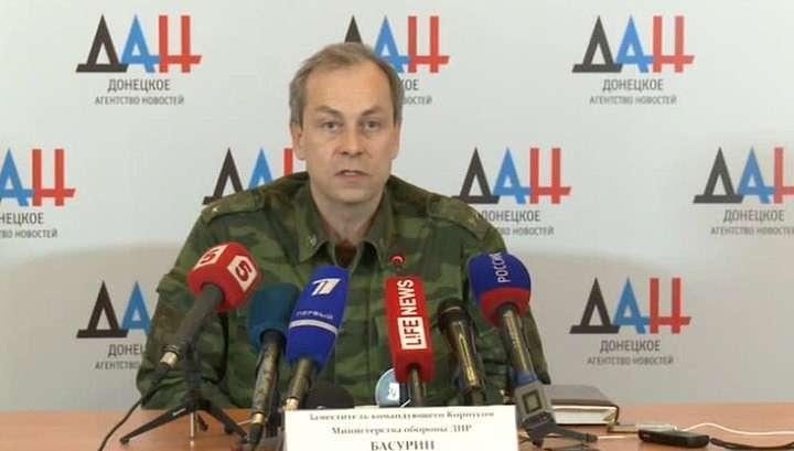 Укро-каратели открыли огонь по всей линии соприкосновения